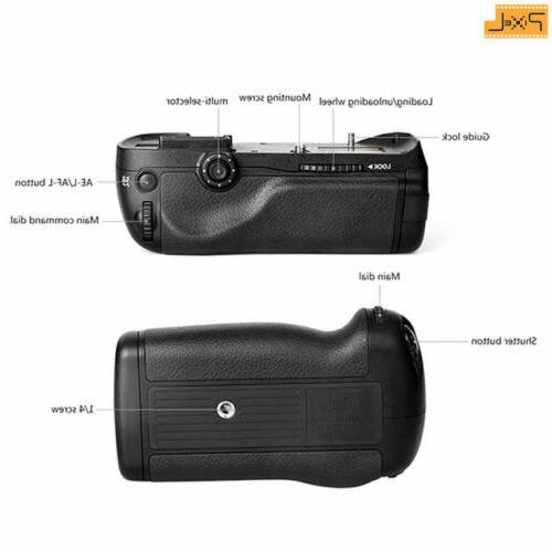 Pixel Grip Power Pack Nikon Digital SLR Camera D7200