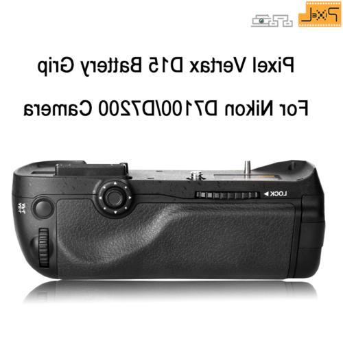 mb d15 battery grip power pack
