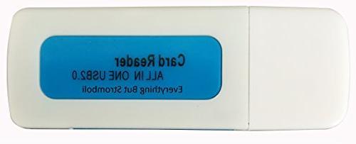 SanDisk 32GB Memory works Nikon D5500, W100, L840 Camera SDHC 4K V30 UHS-I with Stromboli