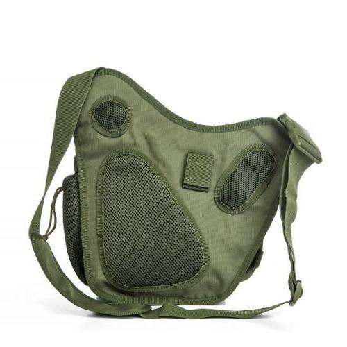 Men's Tactical Military Shoulder SLR Day Pack Backpack Hot