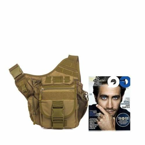 Men's Tactical Shoulder SLR Day Pack