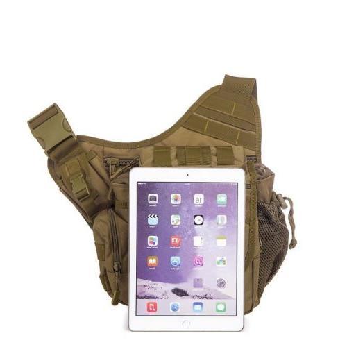 Men's Tactical Military Shoulder Bag Day