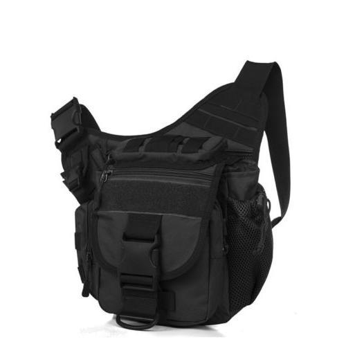 Men's Military SLR Camping Backpack