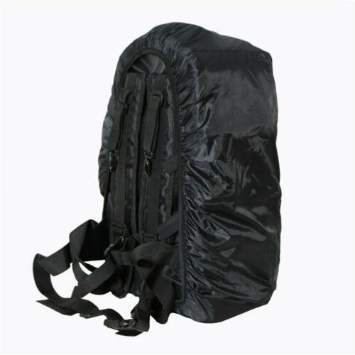 Men Women DSLR Camera Backpack Waterproof Large Cover