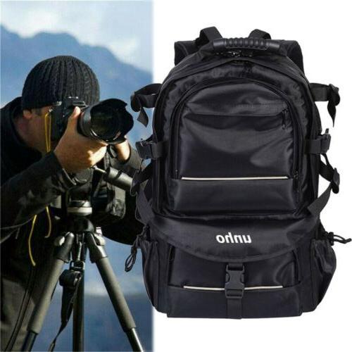men women dslr camera backpack bag case