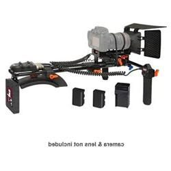 Vidpro MR-400 Motorized Focus & Zoom Shoulder Rig for Digita