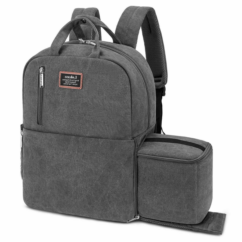 Multifunction DSLR/SLR/Laptop Camera Camera Bag Women/Men