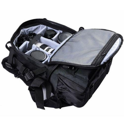 Multifunctional Backpack Bag For Sony Canon US
