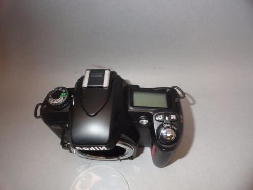 NIKON 35MM Autofocus Only Black