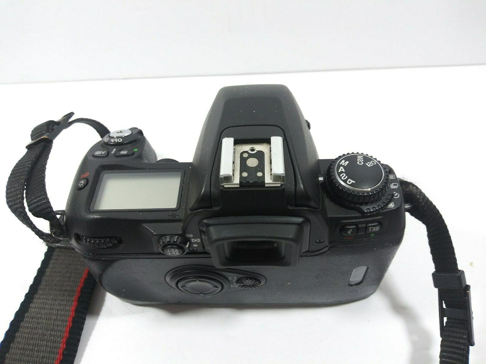 Nikon N80 Europe film camera only