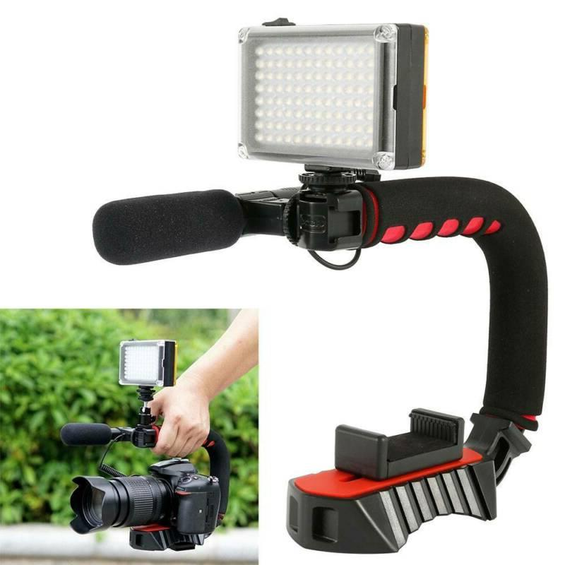 Video Action Dslr Handle Rig Shape