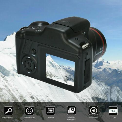 newest digital slr camera 2 4inch tft