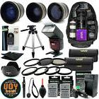 Nikon D3200 D5500 D5300 D3300 D5200 SLR Camera Everything Yo