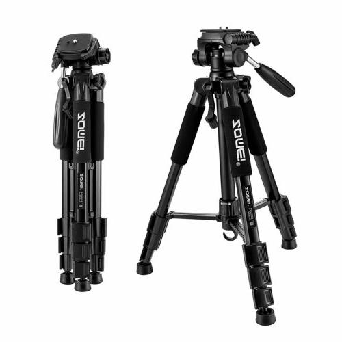 professional camera tripod 55 for canon nikon