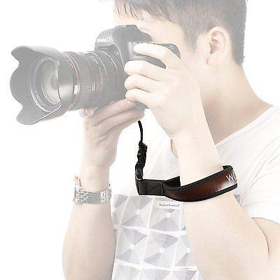 Movo Photo NS-6 Neoprene Camera Sling Wrist Strap with Quick