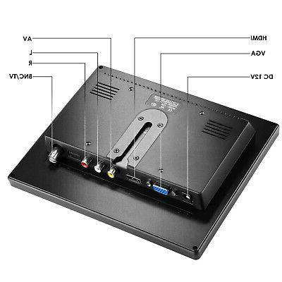 "NW801H 8"" Monitor DSLR, DVD and Camera"