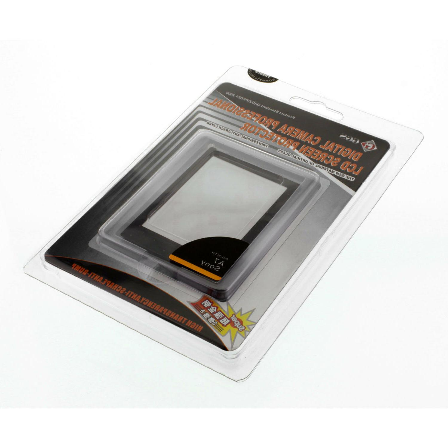 optical glass dslr lcd screen protector