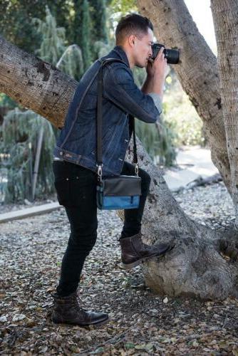 VanGoddy Padded DSLR Camera Shoulder Bag Case For D3500/ D7500
