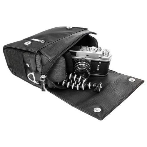 VanGoddy Padded DSLR Camera Shoulder Bag Carry For Nikon D850/ D7500