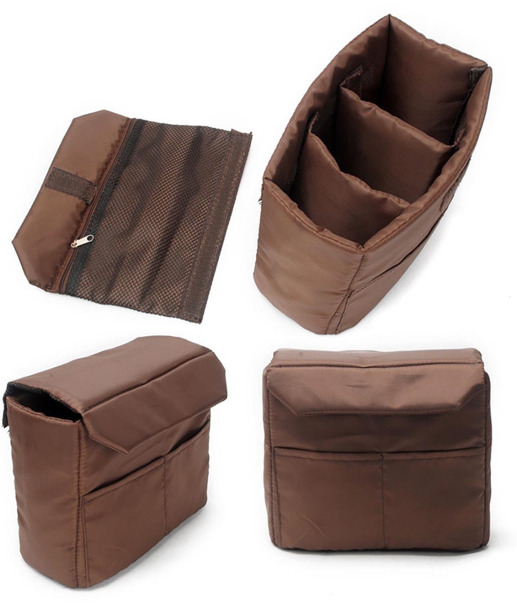 Padded DSLR Insert Case Laptop Liner Inner Bag Soft Shockproof