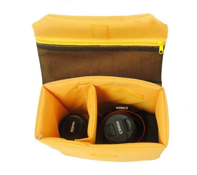 Padded Laptop Camera Liner Bag Shockproof