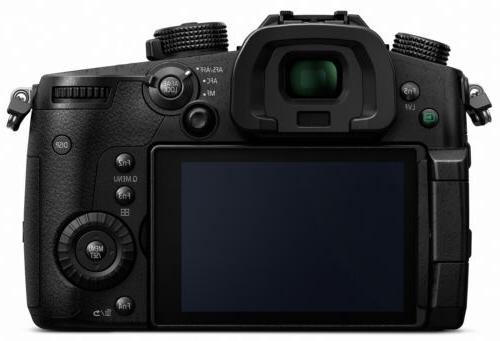Panasonic 4K Mirrorless w/ Lens