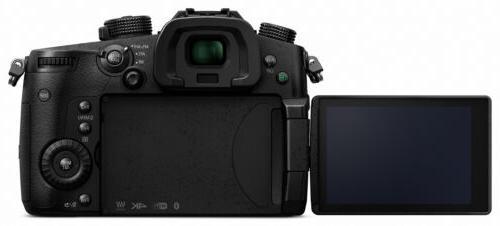 Panasonic Lumix GH5 Mirrorless w/ Lens Bundle