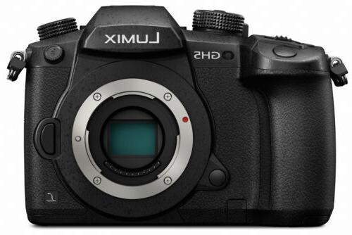 Panasonic Lumix GH5 4K Lens