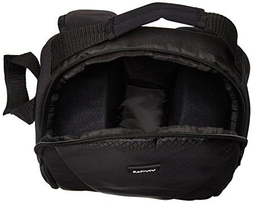 Vivitar Backpack with compartments, Side
