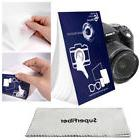Photo Booklet-50 Cleaning Paper Tissues,Free Cloth for DSLR