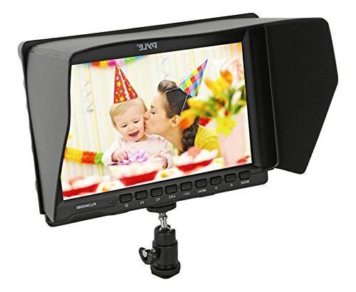 "Pyle Plcmhd80 7"" Camera Field Monitor"