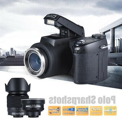 "POLO 3"" LCD DSLR Photo Camcorder LED"