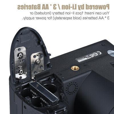 "3"" LCD 24X ZOOM Digital Camera Video"