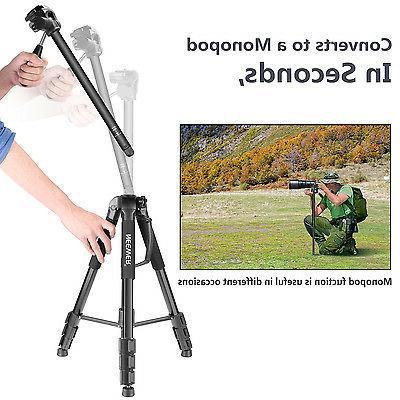 Neewer Portable 70 inches Aluminum Monopod Canon