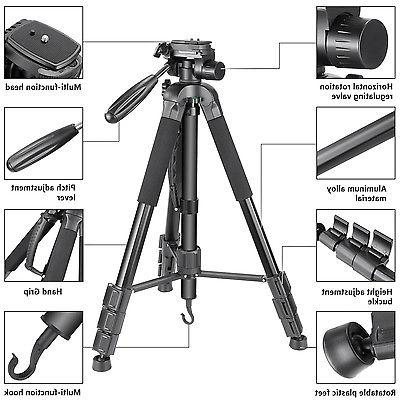 Neewer inches Aluminum Alloy Monopod for Nikon