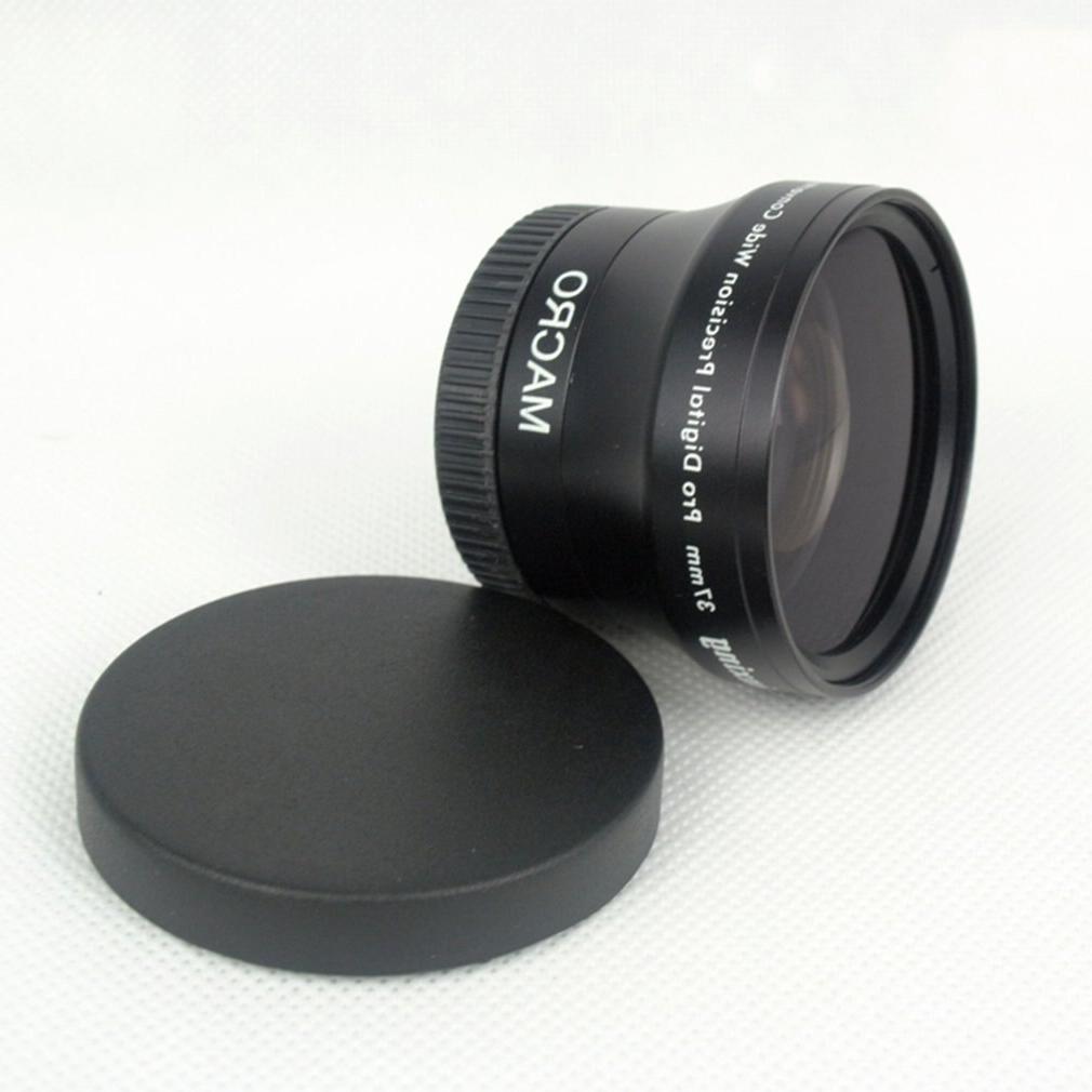 Portable Camera/Camcorder Wide Angle <font><b>Lens</b></font