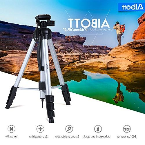 Albott DSLR Camera Monopod Flexible Head