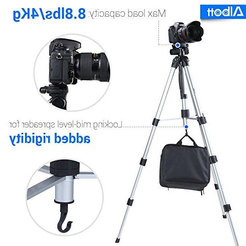 "Albott 70"" Travel DSLR Tripod Monopod Nikon with"