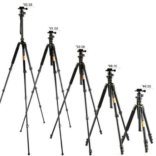 Professional Portable Ball Head Nikon Camera DSLR