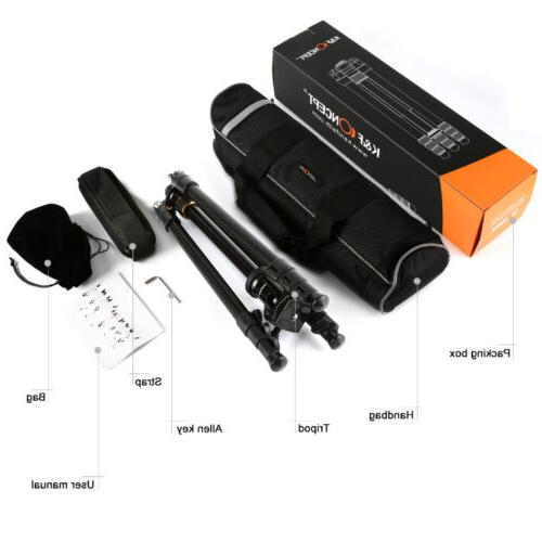 "Professional 62"" Ball Nikon Camera DSLR"