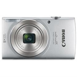 Canon PowerShot 180 20 Megapixel Compact Camera - Silver - 2