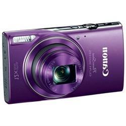 Canon PowerShot 360 HS 20.2 Megapixel Compact Camera - Purpl