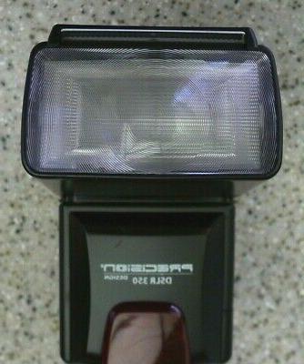 Precision DSLR Flash