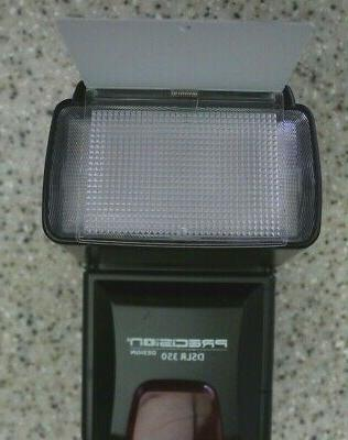 Precision Camera Flash