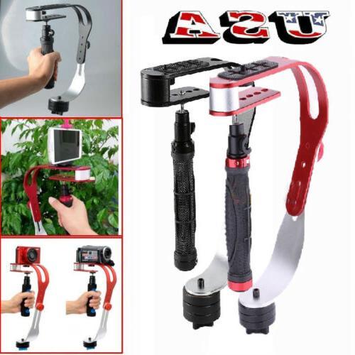 pro handheld steadycam video stabilizer for digital