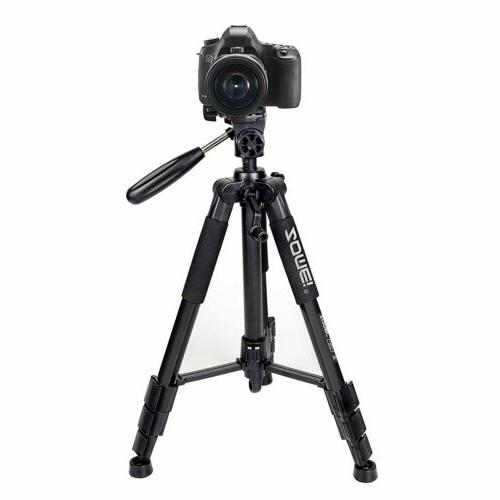"ZOMEI Camera 55"" for Nikon SONY DSLR Camera Black"