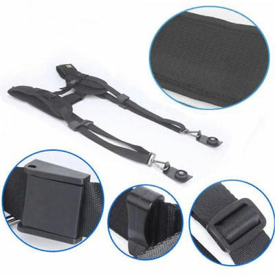 Professional Double Dual Belt Harness DSLR