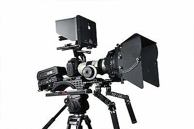 professional dslr camera rig kit v2