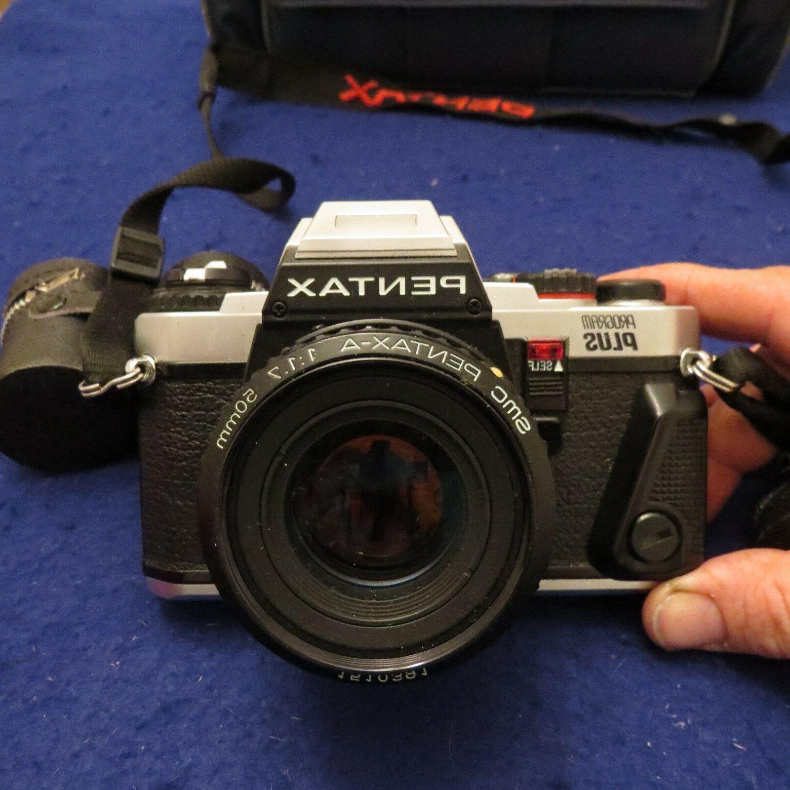 Pentax Program SLR Film 50mm f1.7