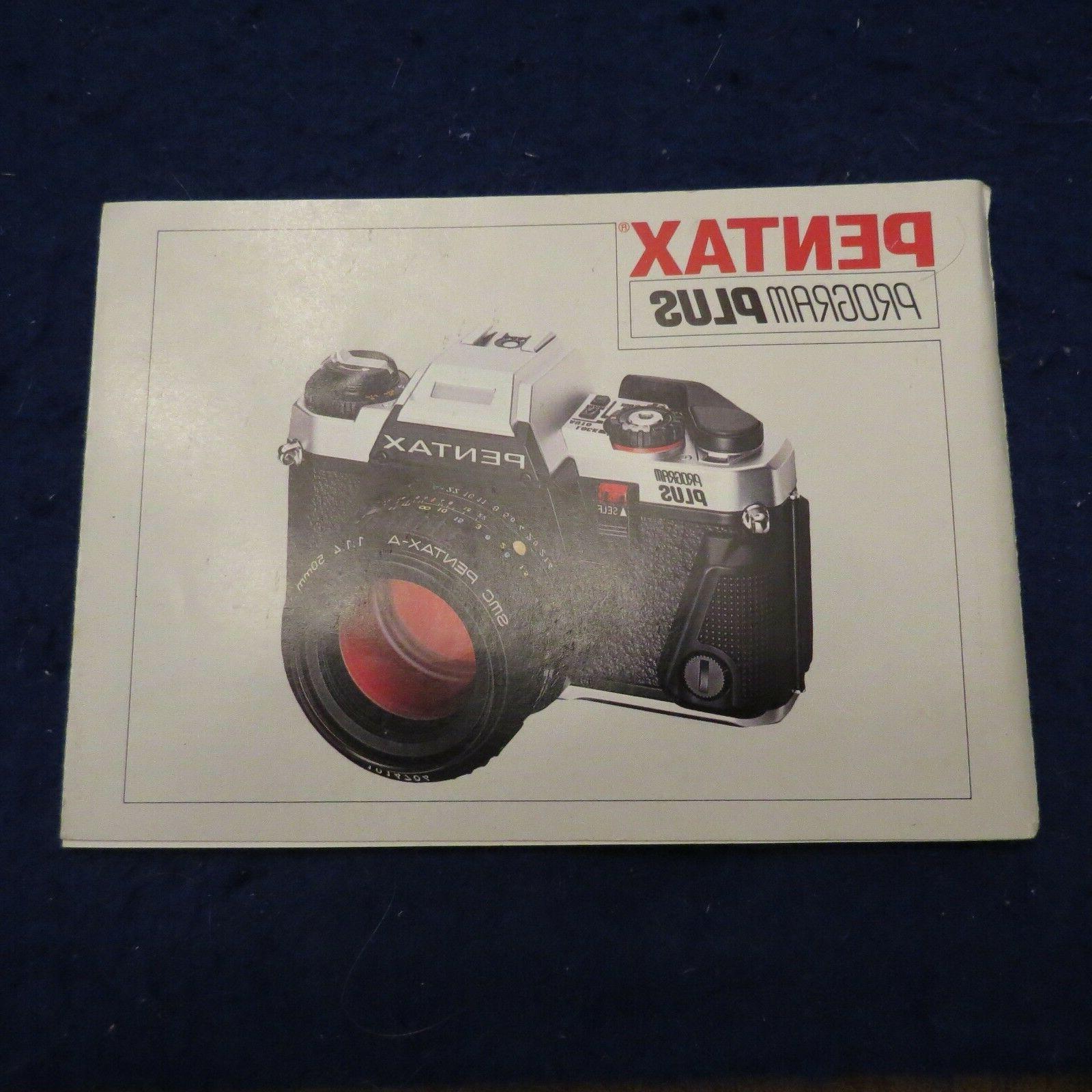 Pentax Program 50mm f1.7